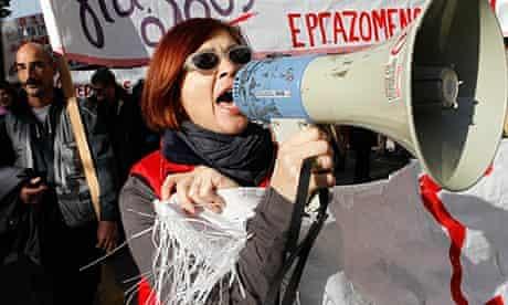 Greek Health Workers