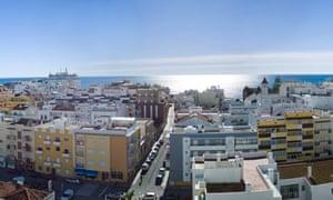 High-rise development in Faro