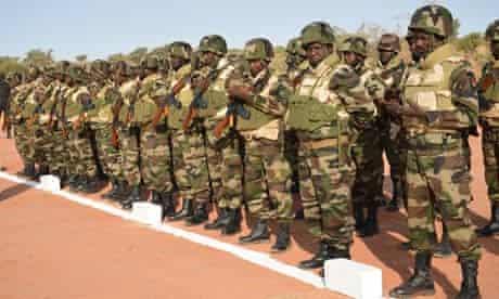 Niger Army