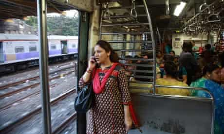 india women only train