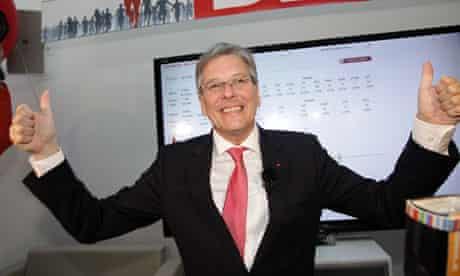 Austrian Peter Kaiser