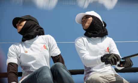 Oman Sail women