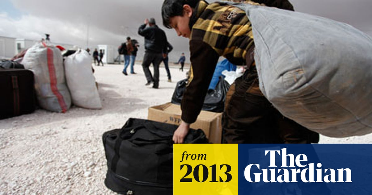 Influx of Syrian refugees raises tensions in Jordan as resources are