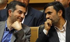 Mashaei Ahmadinejad iran election