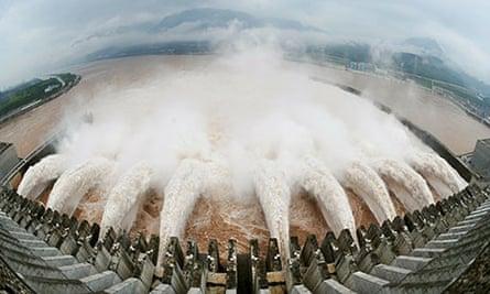 hydropower three gorges