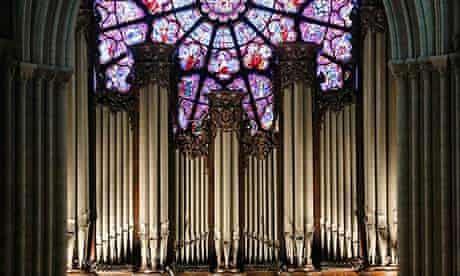 FRANCE-RELIGION-NOTRE-DAME-CATHEDRAL-FEATURE