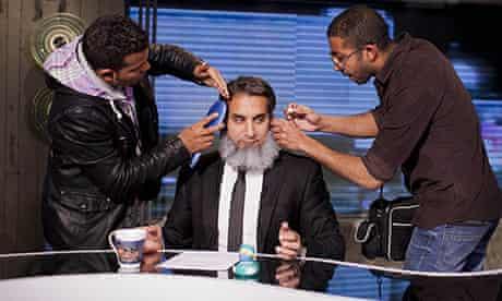 Bassem Youssef satire