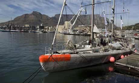 Tara arctic schooner
