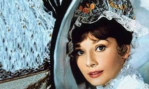 Audrey Hepburn MY FAIR LADY (1964)
