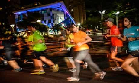venezuela joggers caracas