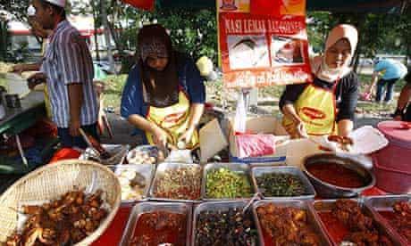 malaysia pasar ramadan