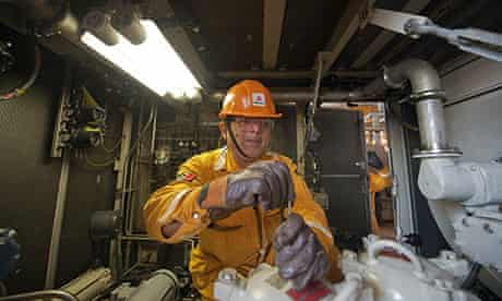 mexico oil worker