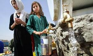 Afghan USAid site