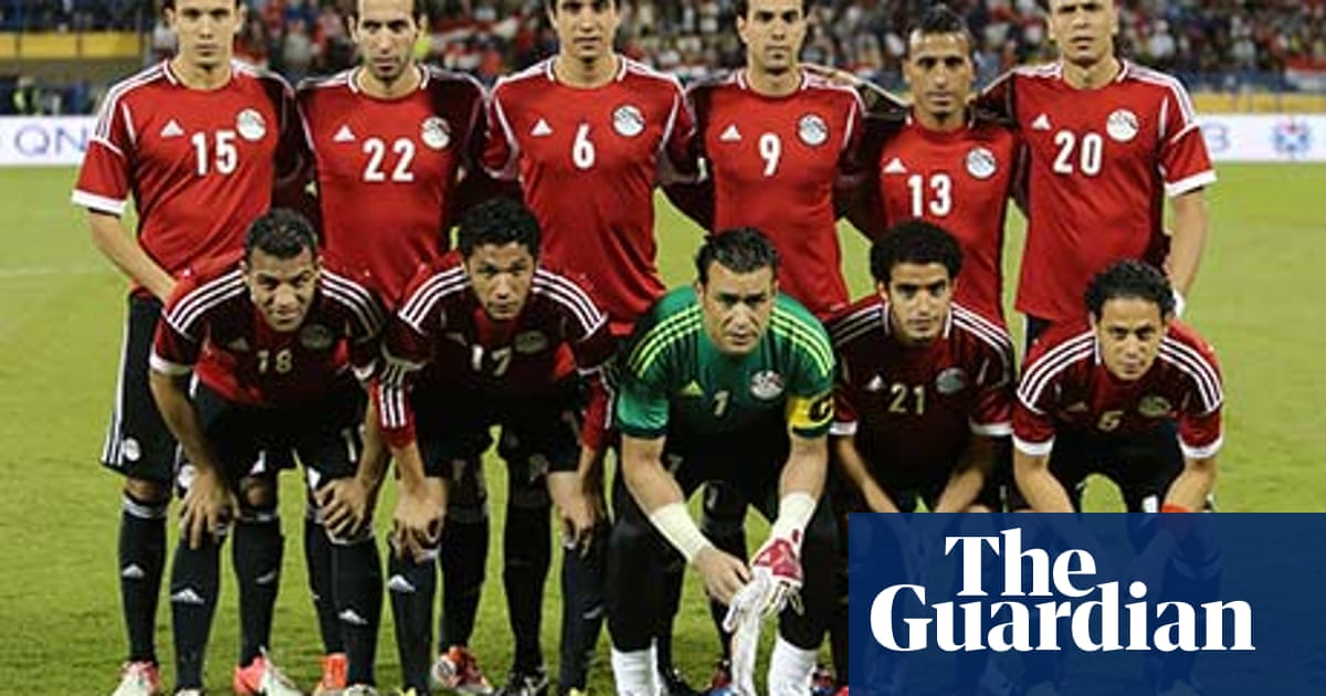 Egypt's footballers hold together improbable dream of World Cup unity