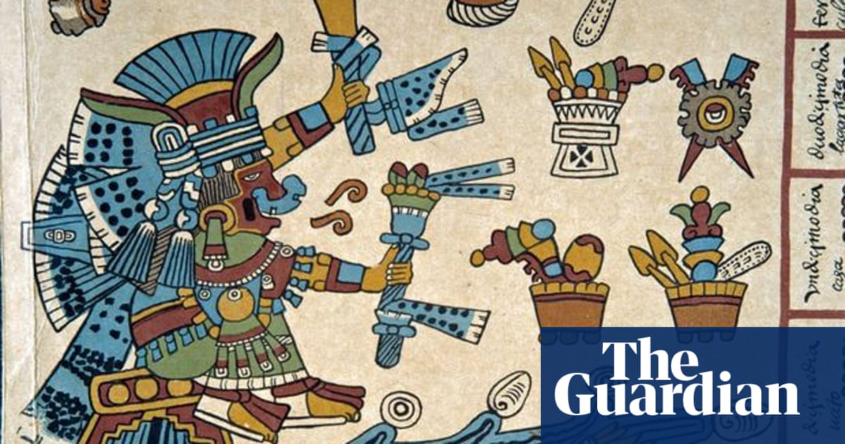 France microscope | | the The Guardian under manuscript Aztec