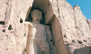 Colossal Buddha at Bamiyan