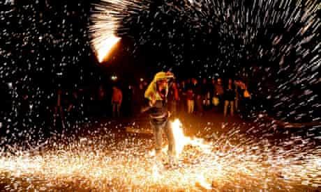 Iran new year, Tehran