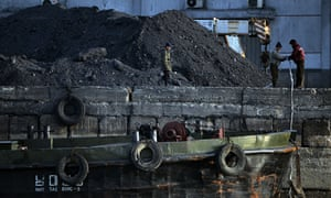 North Korea coal