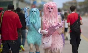 Comic-Con Chew Angels