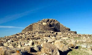 Su Nuraxi site Sardinia