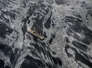 Edward Burtynsky Deepwater