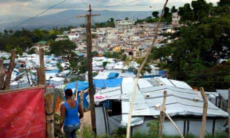 Cite Maxo in Petionville, Port-Au-Prince
