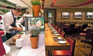 Bar Boulud, Mandarin Oriental Hotel, London