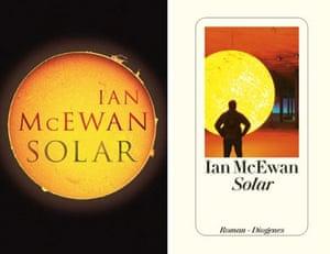 McEwan book covers