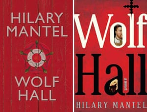 Hilary Mantel book covers