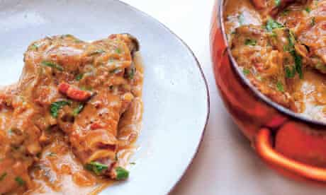 Nigel Slater's rabbit stew