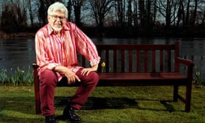 Rolf Harris at home in Bray