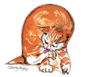 Shirley Hughes's shape game