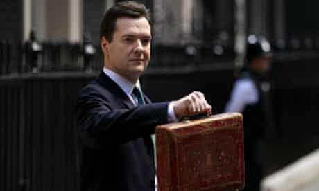 Chancellor George Osborne Delivers Emergency Budget