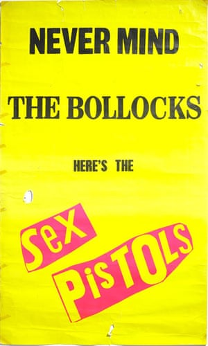 PUNK POSTERS