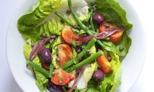 Nigel Slater's salad Niçoise