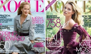 American Vogue opens its archive