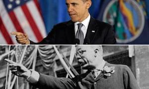 Obama roosevelt