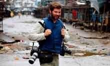 Chris Hondros, photo journalist