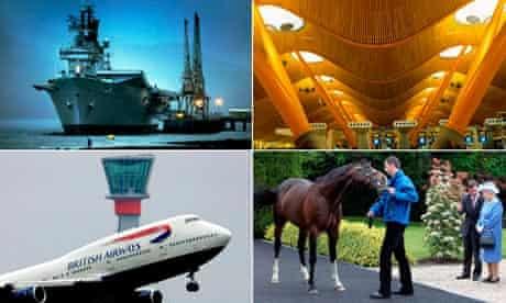 European privatisation assets