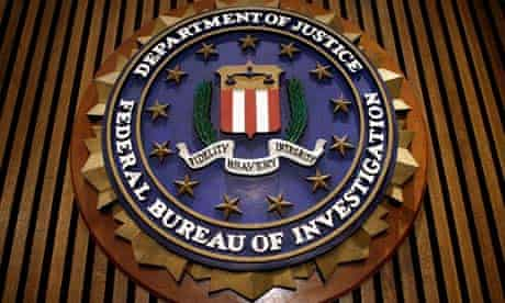 The seal of the FBI