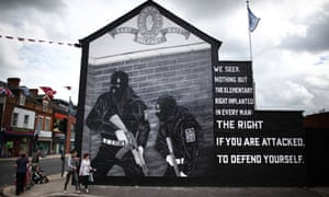 Sectarian Violence Has Recently Erupted In East Belfast