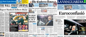 Murdoch newspapers