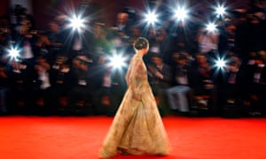 Day Three on the red carpet at the Venice Film Festival