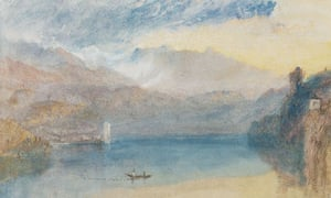 Turner and his contemporaries