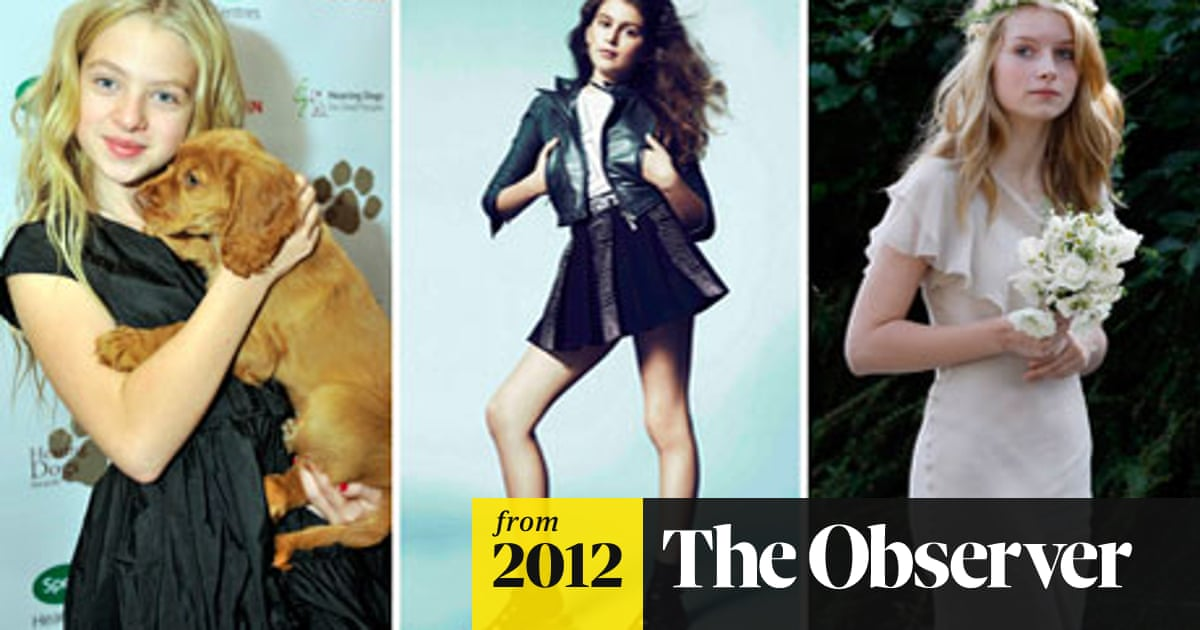 What is the best age to start modelling? | Fashion | The Guardian