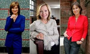 BBC women presenters