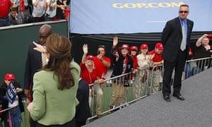 Sarah Palin, David Chaney