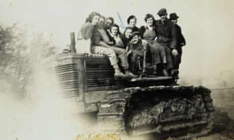 Wartime Lumberjills