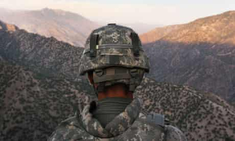 US Army Camouflage uniforms