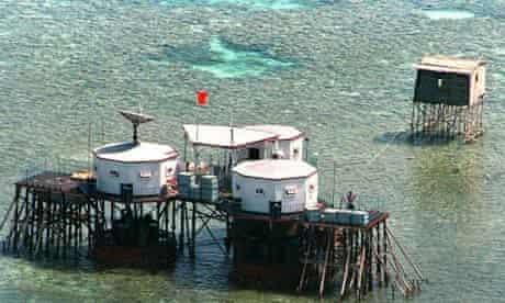 China Asia sea dispute